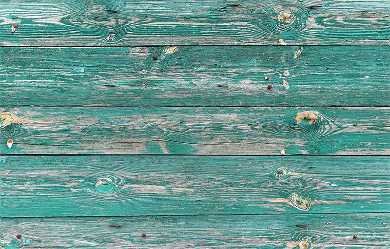 Bois turquoise
