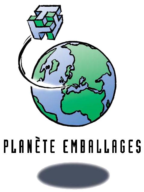 Logo planete emballage